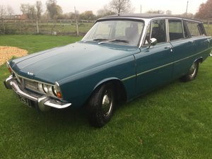 1970 Rover P6 estate MK1..ESTOURA...VERY VERY RARE.