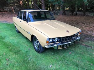 Rover P6 3500 V8 SOLD