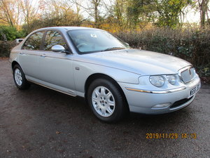 2000 Rover 75 CDT ONLY 27000 MILES For Sale