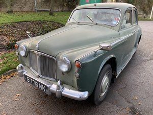 ROVER 100 P4 1961 For Sale