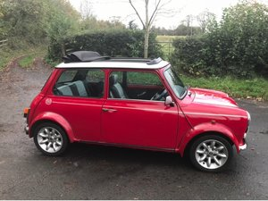 2000 Mini cooper sport For Sale