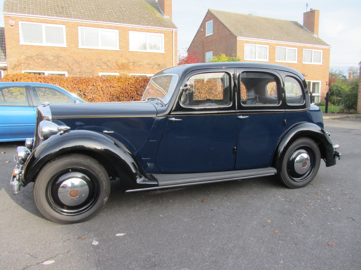 1937 Rover 12 For Sale (picture 2 of 6)