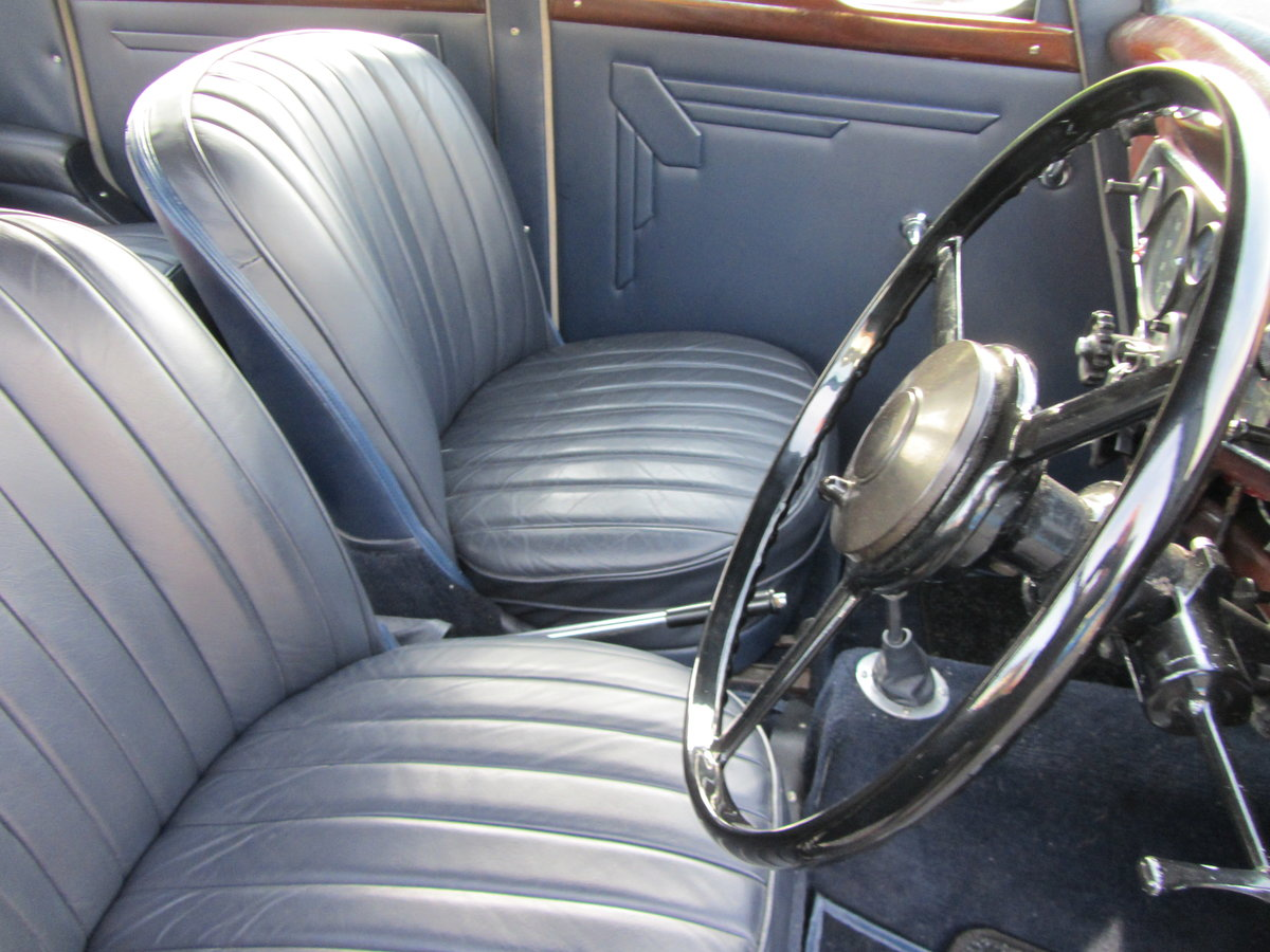1937 Rover 12 For Sale (picture 3 of 6)