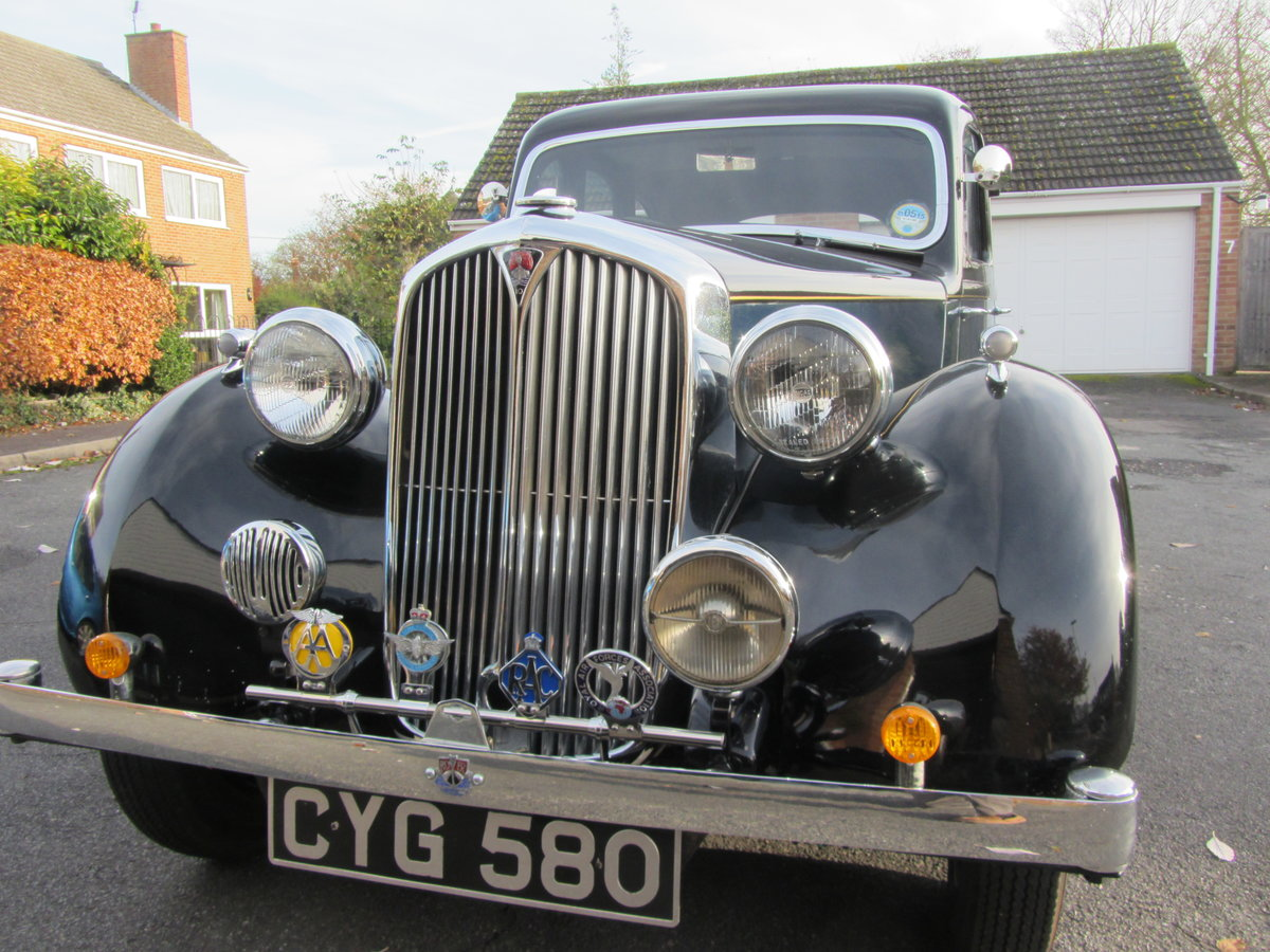 1937 Rover 12 For Sale (picture 6 of 6)