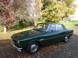 1974 ROVER 2200 SC AUTO *CONCOURSE CONDITION* For Sale