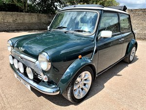 1998 Mini Cooper Sports LE+1 owner since 2008+A1 history+64K SOLD