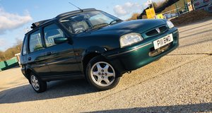 1996 Fabulous little Rover Metro 114 NewMot Driveaway  For Sale