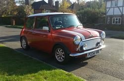 1997 Mini Cooper 1.3i - Tuesday 10th December 2019 For Sale by Auction