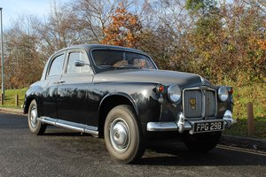 1968 Rover 80 1960 - To be auctioned 31-01-20
