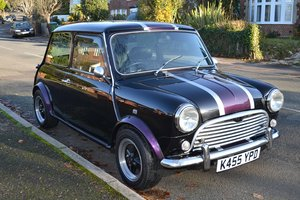 Rover Mini Mayfair 1993 - To be auctioned 31-01-20