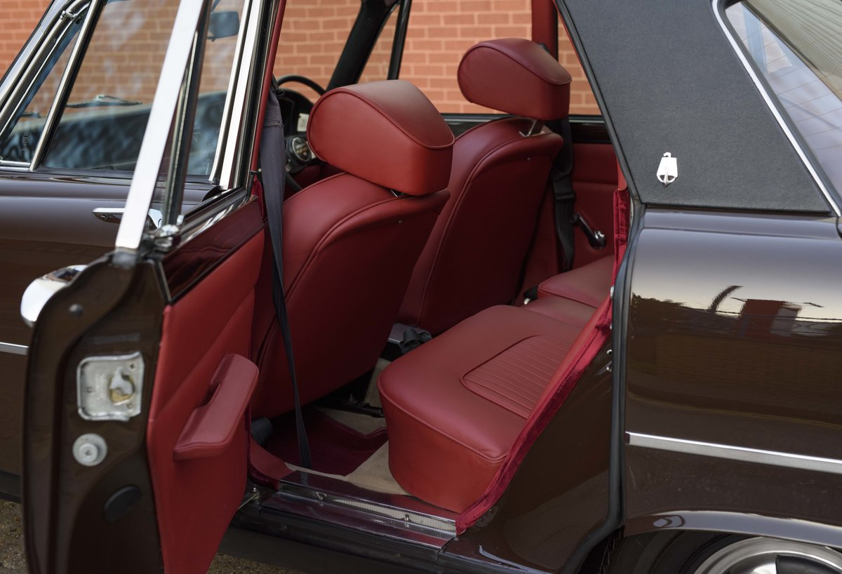 1972 Rover P6 3500 S Manual (RHD) For Sale (picture 21 of 23)