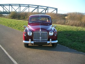 1964 Rover P4 95 Historic Vehicle