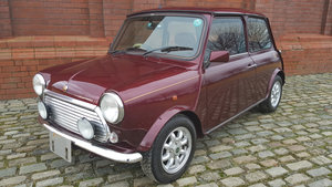 CLASSIC MINI 40TH ANNIVERSARY EDITION IN MULBERRY