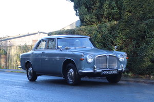 1966 Rover P5 3 Litre Saloon-Driven from Scotland, Super Original For Sale