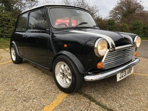 1991 Rover Mini City E. 1000cc. Black. Many extras. For Sale