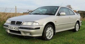 1998 Rover 216 Coupe Targa
