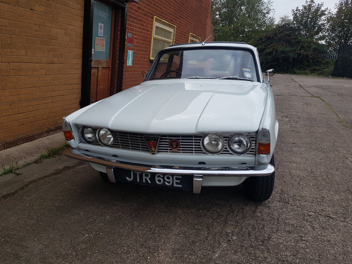 1967 Rover p6 2000tc  Award winning For Sale (picture 1 of 6)