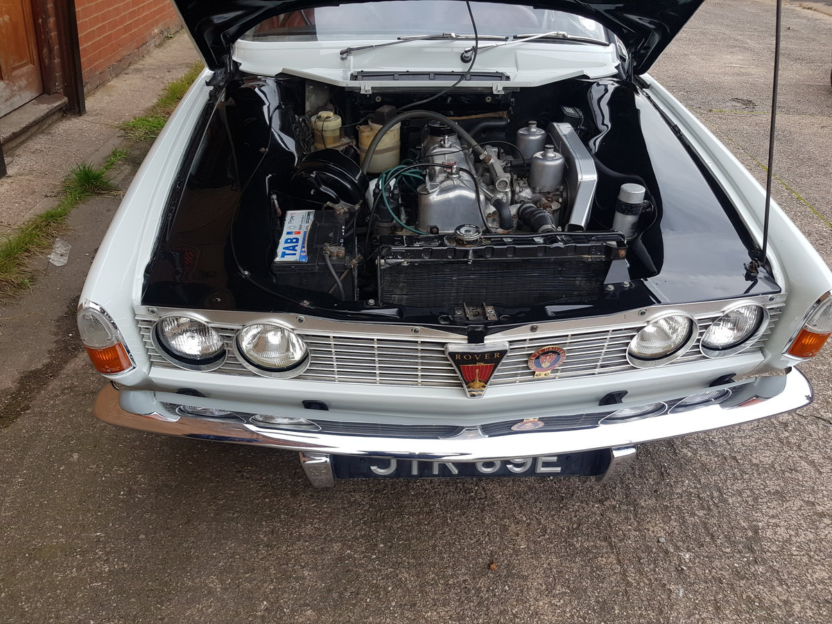 1967 Rover p6 2000tc  Award winning For Sale (picture 3 of 6)