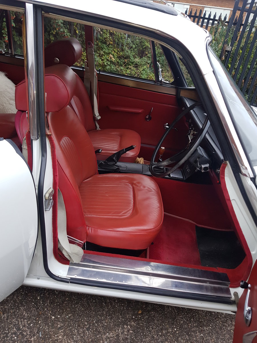 1967 Rover p6 2000tc  Award winning For Sale (picture 4 of 6)