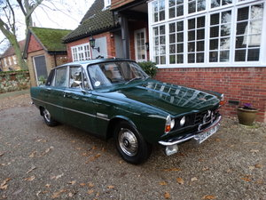 1974 ROVER 2200 SC AUTO *CONCOURSE CONDITION*