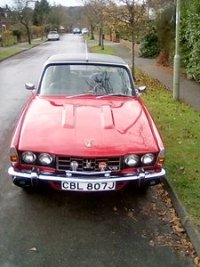 1971 Rover P6 Series 2 Great condition