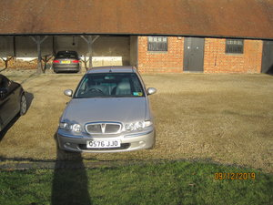 2001 ROVER 45 1.8ixs For Sale