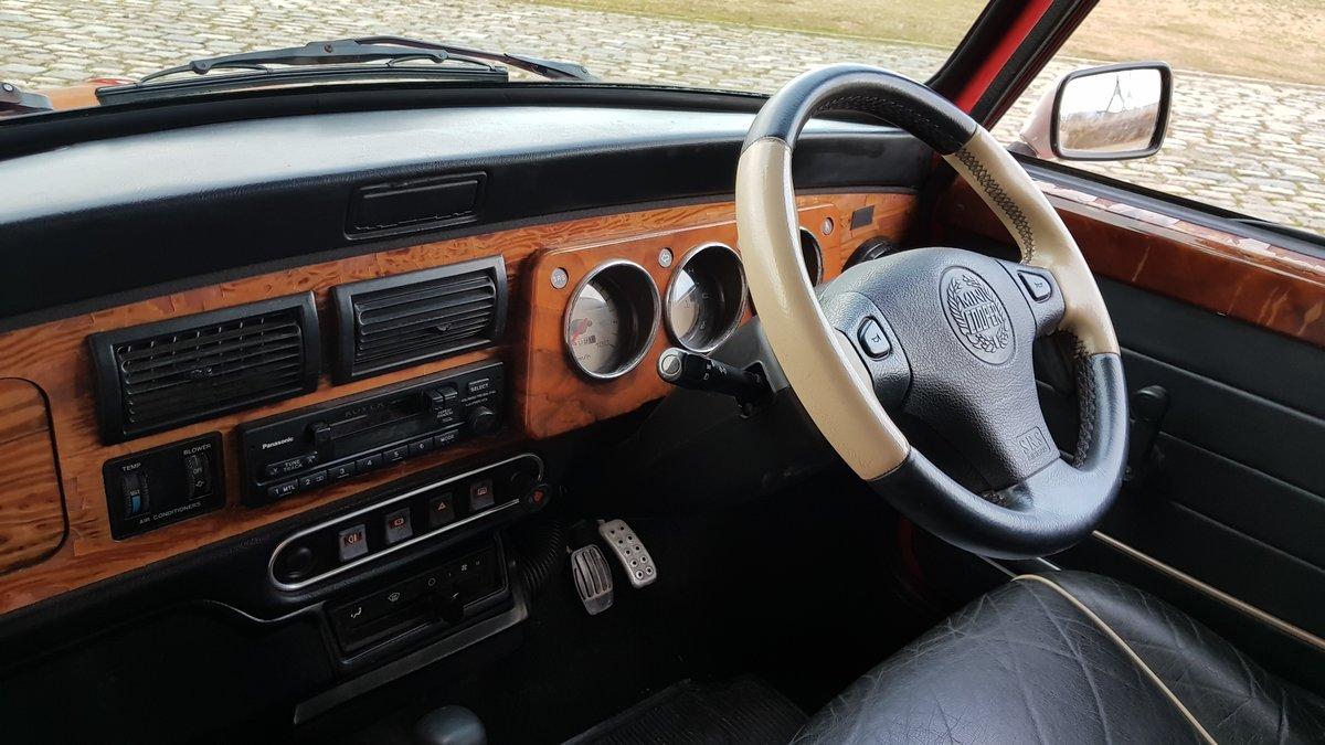 1998 ROVER MINI COOPER 1300 AUTOMATIC * LOW MILEAGE * MONTE CARLO For Sale (picture 5 of 6)