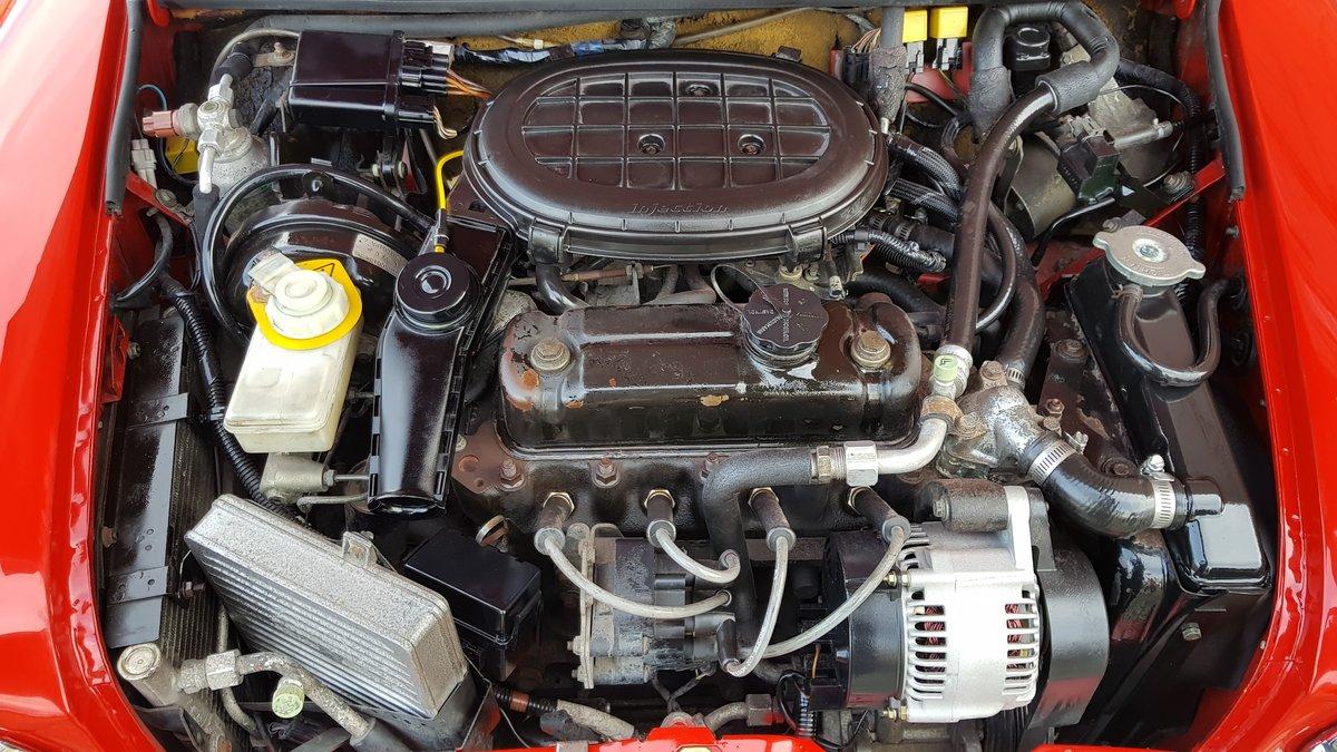1998 ROVER MINI COOPER 1300 AUTOMATIC * LOW MILEAGE * MONTE CARLO For Sale (picture 6 of 6)