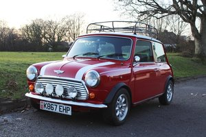 Rover Mini Cooper 1992 - To be auctioned 31-01-20