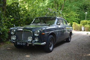 1967 Rover P5 3.0 Coupe Manual