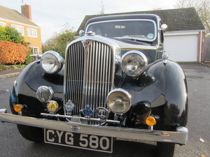 1937 Rover 12 For Sale