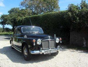 1963 Rover 110 2.6 litre For Sale