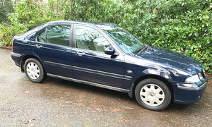 2001 Rover 45 *1 Lady owner* only 21,000 miles