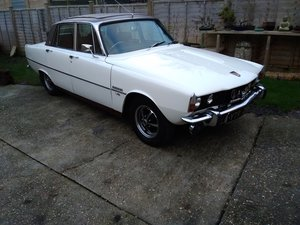 1971 Rover p6 v8 huntsman For Sale