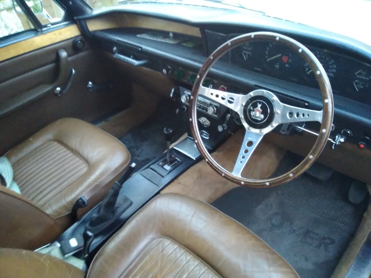 1971 Rover p6 v8 huntsman For Sale (picture 3 of 6)