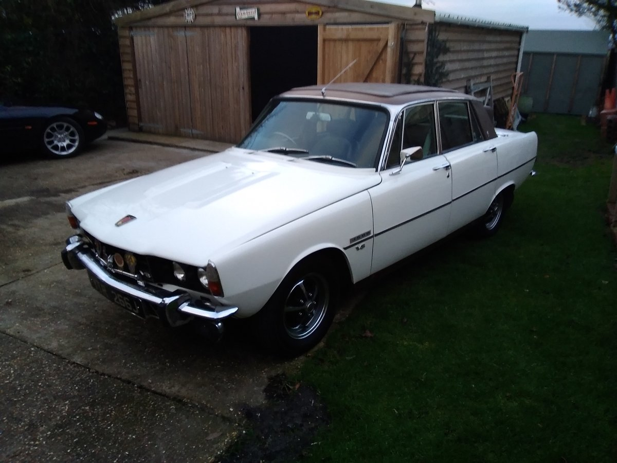 1971 Rover p6 v8 huntsman For Sale (picture 6 of 6)