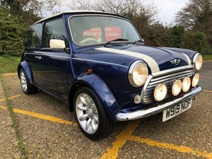 2000 Rover Mini Cooper Sportspack. Only 24k. Stunning For Sale