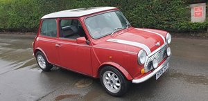 **REMAINS AVAILABLE** 1990 Rover Mini Cooper RSP