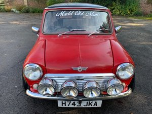 1991 Rover Mini 1000 City E For Sale by Auction