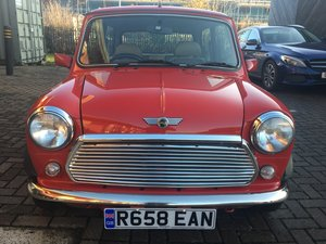1997 Rover Mini 1275 MPI Saloon For Sale