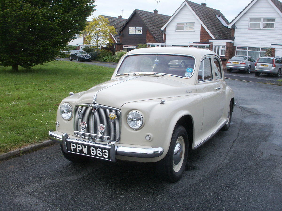 1954 Rover P4 90  For Sale (picture 1 of 6)