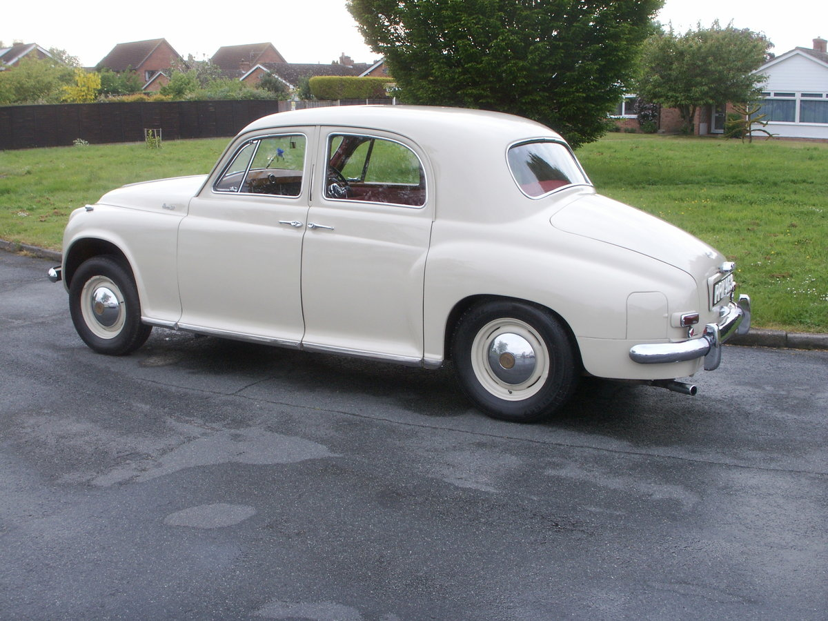 1954 Rover P4 90  For Sale (picture 3 of 6)