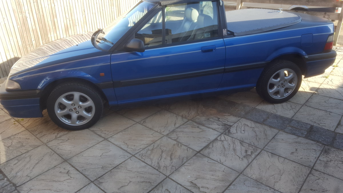 1992 Rover 216i automatic pick-up For Sale (picture 2 of 6)