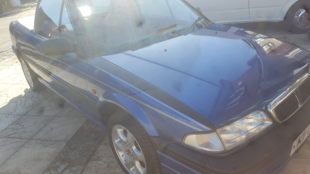 1992 Rover 216i automatic pick-up For Sale (picture 4 of 6)