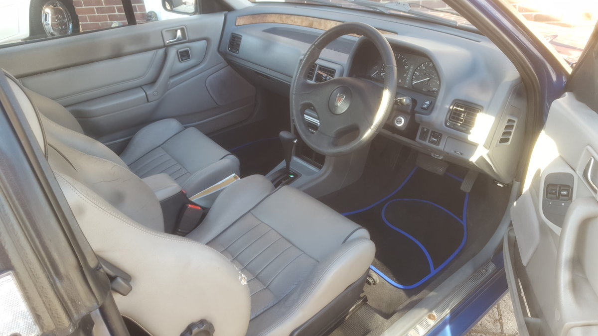 1992 Rover 216i automatic pick-up For Sale (picture 5 of 6)