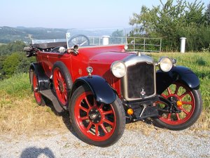 1920 Rover Clegg 12hp Tourer For Sale