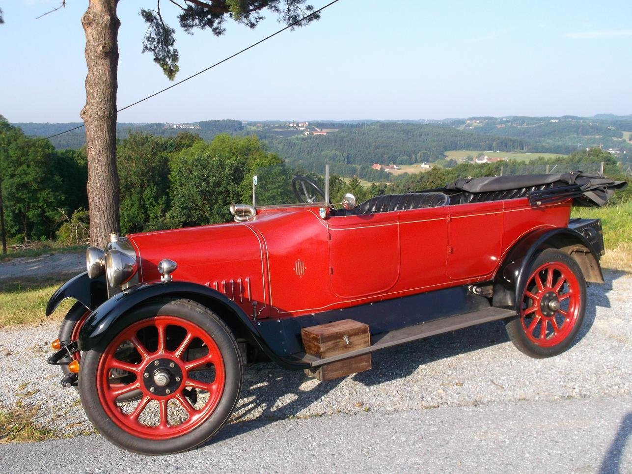 1920 Rover Clegg 12hp Tourer For Sale (picture 2 of 6)