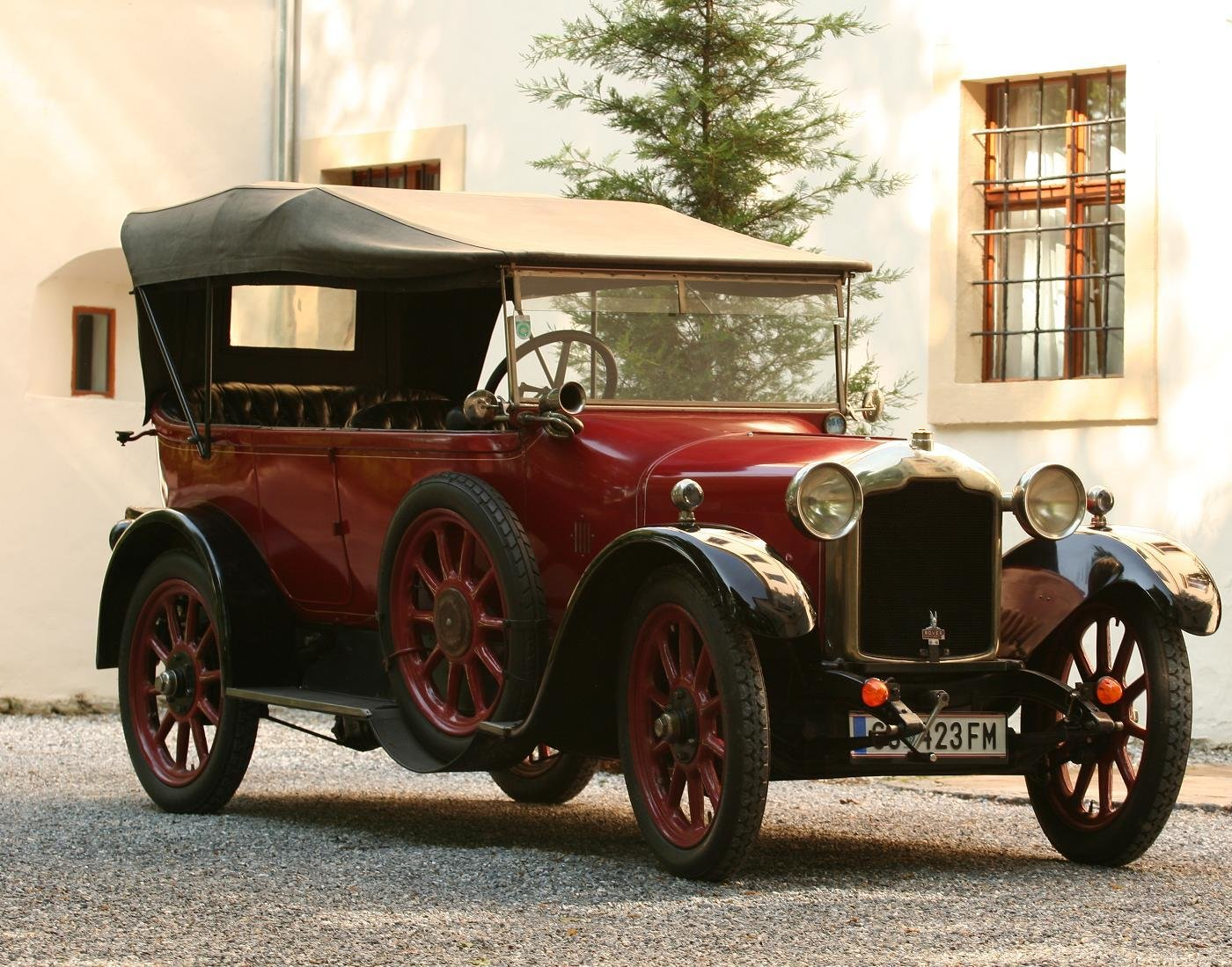 1920 Rover Clegg 12hp Tourer For Sale (picture 3 of 6)
