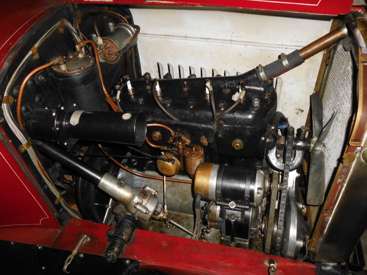 1920 Rover Clegg 12hp Tourer For Sale (picture 6 of 6)
