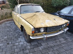 1976 Barn Find Rover 2200 TC For Sale